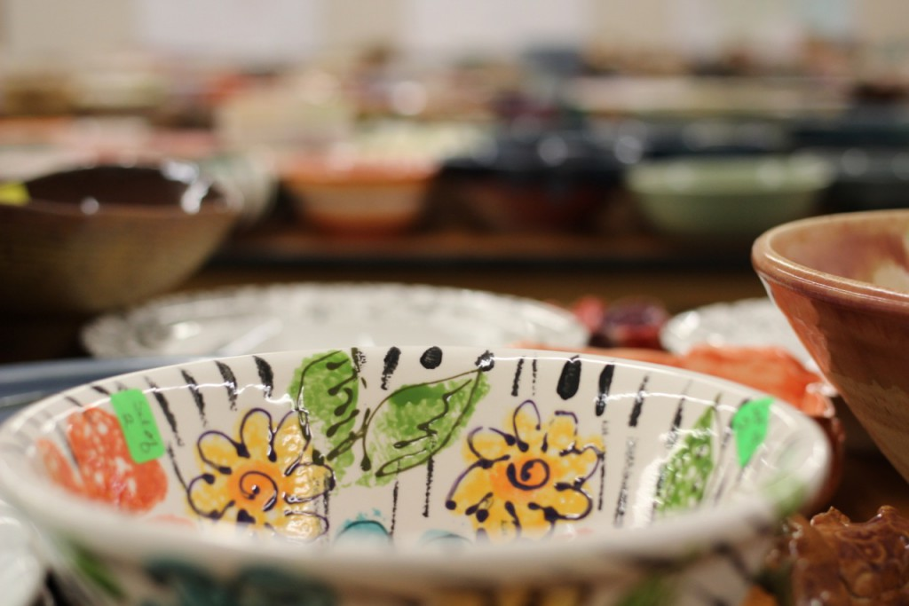 Empty Bowls Food Bank