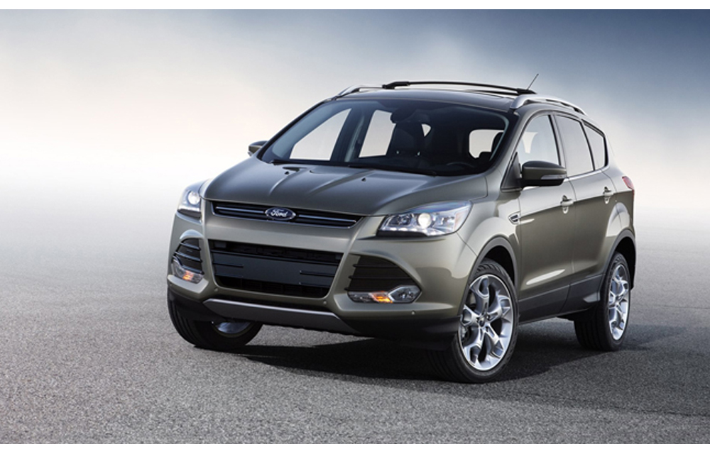ford issues 16th recall on escape since latest redesign. Black Bedroom Furniture Sets. Home Design Ideas