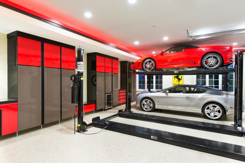 The Premium Garage Driving Homes To New Heights